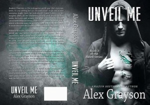Unveil Me by Alex Greyson
